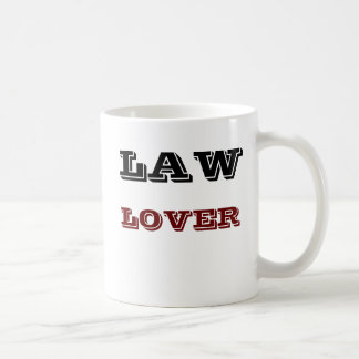 Lawyer Gift - Funny Legal Name and Joke Title Coffee Mug
