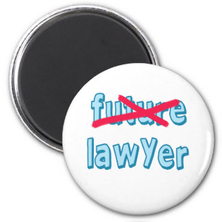 Lawyer Graduation Products Magnet