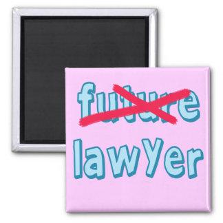 Lawyer Graduation Products Fridge Magnets
