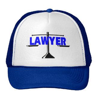 Lawyer Mesh Hat