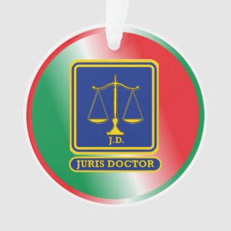 Lawyer JD Scales Shield