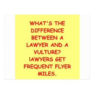 lawyer joke gifts and t-shirts postcards