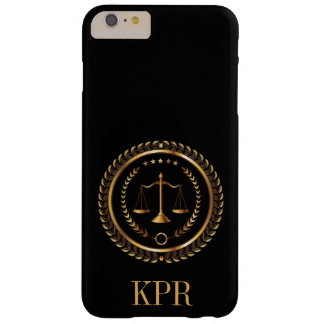 Lawyer, Legal, Judge iPhone 6 case - SRF