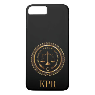 Lawyer, Legal, Judge iPhone 7 case - SRF
