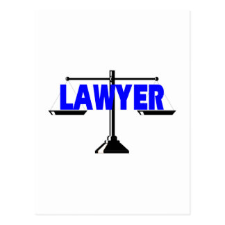 Lawyer Post Cards
