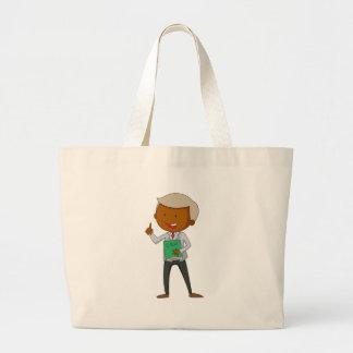 Lawyer Jumbo Tote Bag