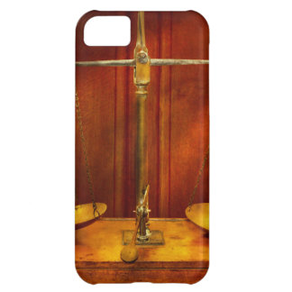 Lawyer - Unbalanced scale of justice iPhone 5C Case