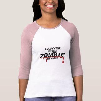 Lawyer Zombie T-Shirt