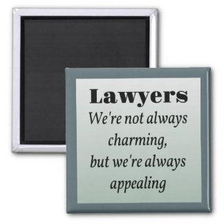 Lawyers, Always Appealing Fridge Magnets