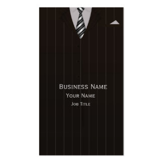 Lawyer's & Attorney Business Suit Business Card
