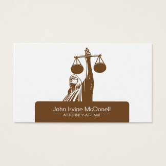 Lawyer's Business Cards
