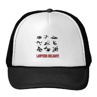 lawyers delight cap