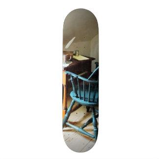 Lawyer's Desk Custom Skate Board