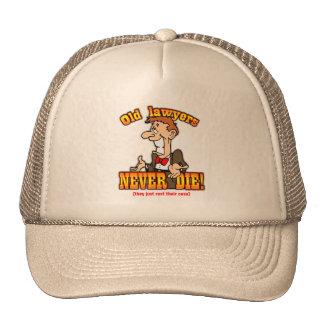 Lawyers Mesh Hats