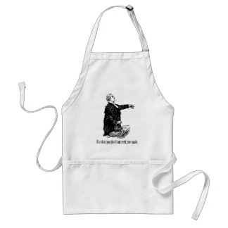 Lawyers - If at first you don't succeed, sue again Standard Apron