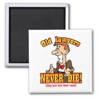 Lawyers Square Magnet