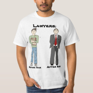Lawyers vs. Everyone Else Shirt