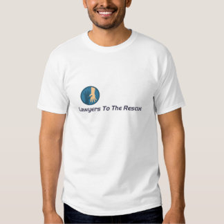 Lawyrs to the Rescue Men's T Shirt