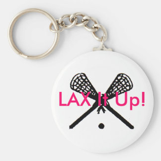 LAX It Up! Key Ring
