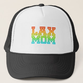 Lax Mom Trucker Hat