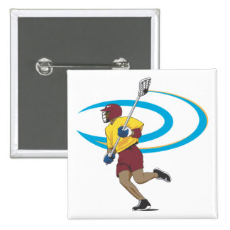 LAX Player Button