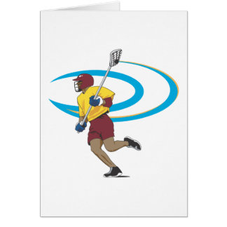 LAX Player Card