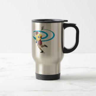 LAX Player Coffee Mug