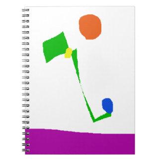 Lax Spiral Notebook