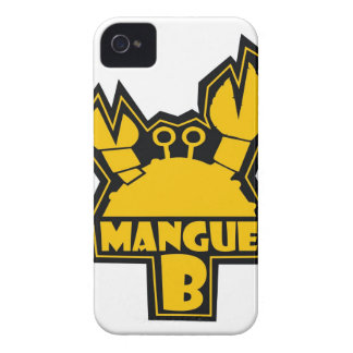 Layer Blackberry Bold Fen B iPhone 4 Case