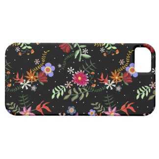 Layer for cellular Folk Embroidering iPhone 5 Case