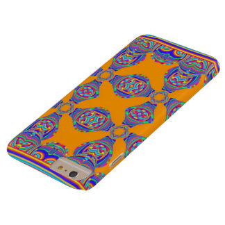Layer for cellular Orange Barely There iPhone 6 Plus Case