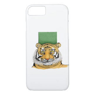 Layer for Cellular Scribbled Tiger iPhone 8/7 Case