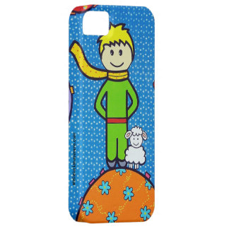 Layer for Iphone5 Small Prince Case For The iPhone 5