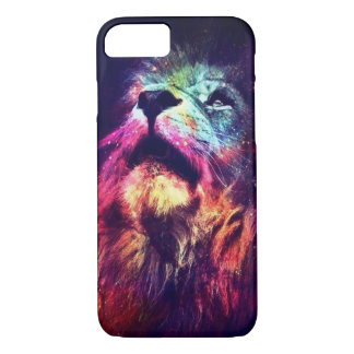 Layer for iPhone 6/6S, Lion Color iPhone 8/7 Case