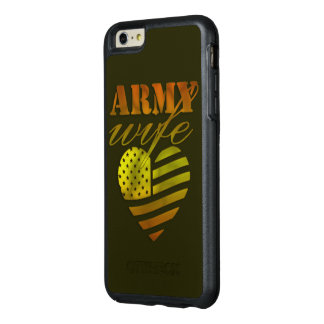 "Layer for iPhone 6/6s Plus ""ARMY Wife "" OtterBox iPhone 6/6s Plus Case"