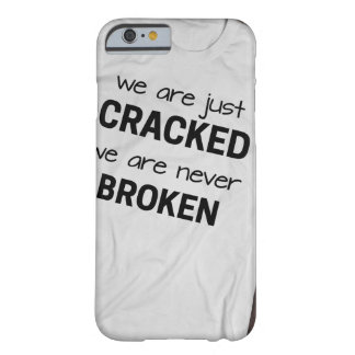 Layer for iPhone Motivacional #1 Barely There iPhone 6 Case