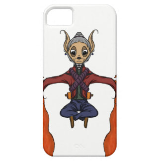 Layer for Iphone Mouse Monk iPhone 5 Cases