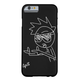 "Layer for Iphone ""You cool will be you "" Barely There iPhone 6 Case"