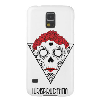 Layer for Samsung Galaxy S5 Mexicana Skull Case For Galaxy S5