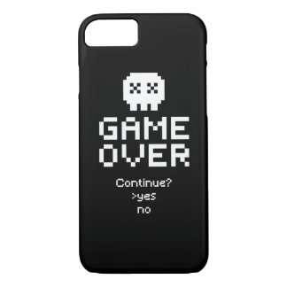 Layer Game Over iPhone 8/7 Case