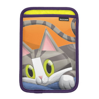 Layer IPad Love Cats iPad Mini Sleeve