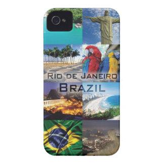 Layer iphone 4 Rio De Janeiro Brazil iPhone 4 Case-Mate Cases