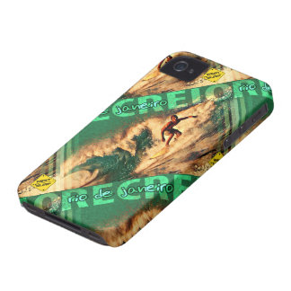 Layer iPhone 4 Surf Recreation iPhone 4 Case-Mate Case