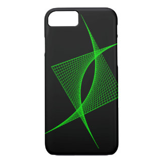 LAYER LINES AND FIGURES - Phone 8/7, iPhone 8/7 Case
