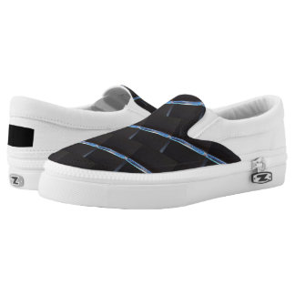 layer look Slip-On shoes