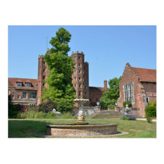 Layer Marney Towers Essex Postcard