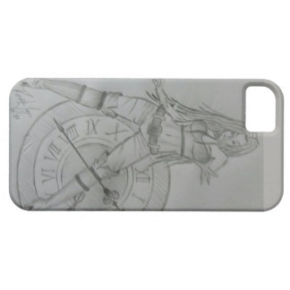 layer of cellular iPhone 5 cover