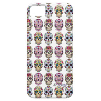Layer of cellular Iphone 5 Skull by Sabrage Case For The iPhone 5