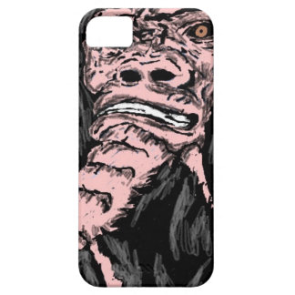 Layer of Cellular Personalized iPhone - Monkey iPhone 5 Case