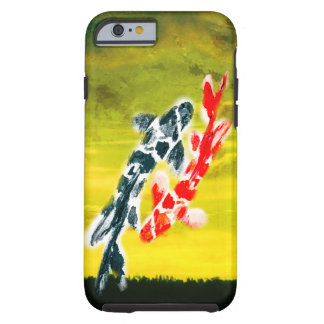 layer of cellular tough iPhone 6 case